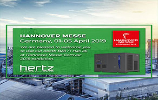 Comvac Hannover 2019 Germany (01 - 05 April 2019 )