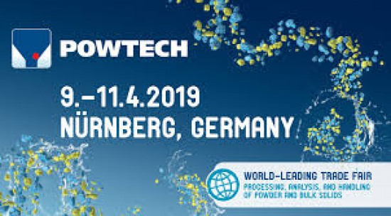 Powtech 2019  (9 - 11 April 2019)